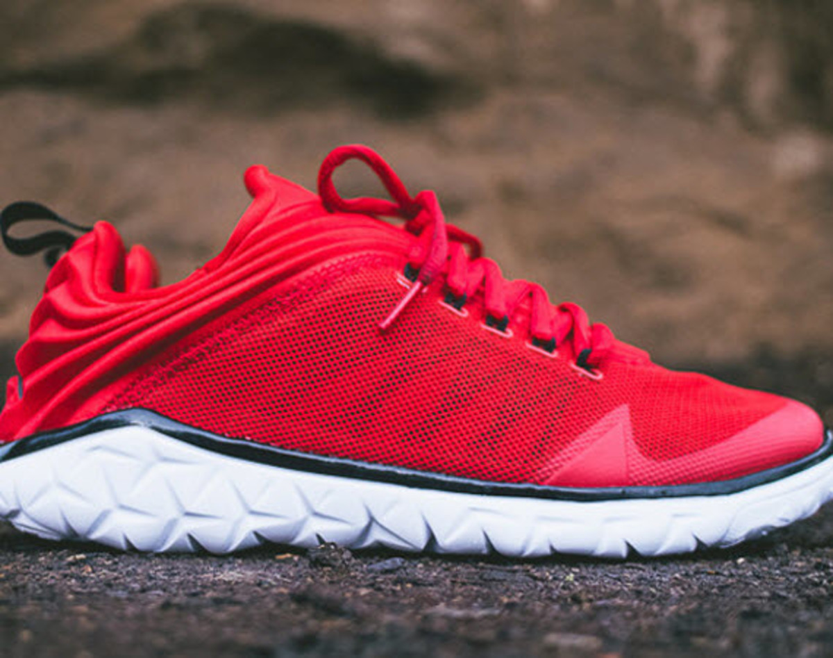 2f61d025c40 ... Nike KD 7 Lifestyle Red's that were previewed earlier today, then our  money is on you also liking the new Jordan Flight Flex Trainers in the  classic Gym ...