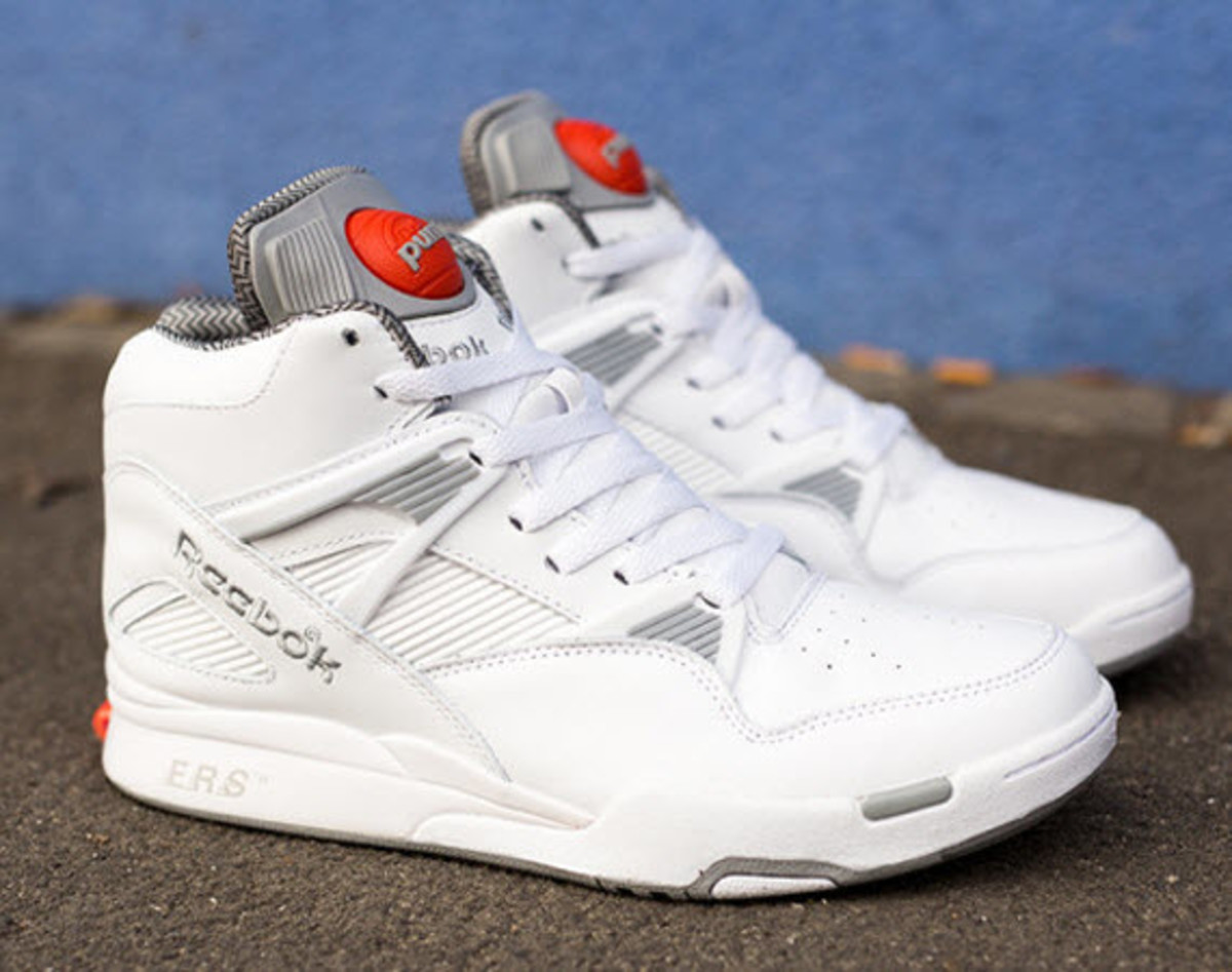 Reebok Pump Omni Zone – White Grey - Freshness Mag e70646fa2