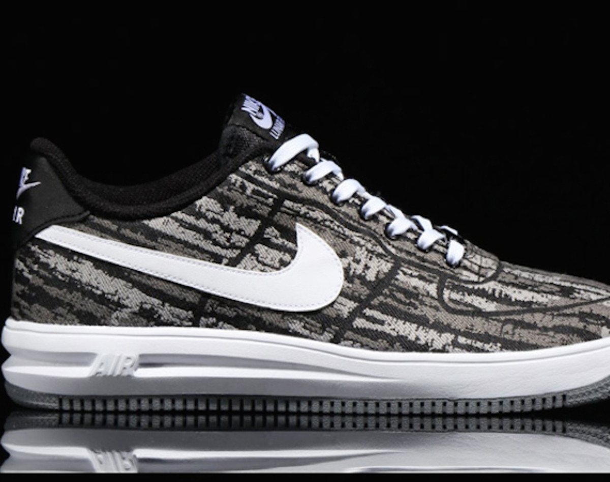 Nike Lunar Force 1 '14 Jacquard – Holiday 2014 Releases