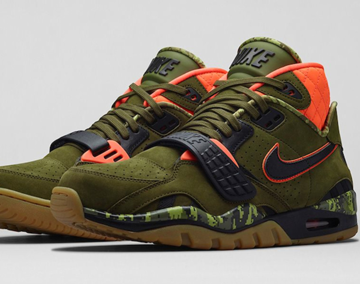 "Nike Air Trainer SC II - ""Faded Olive"""