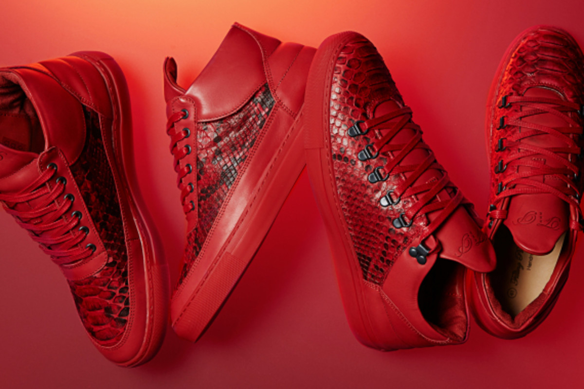 "Filling Pieces ""Red Python"" Pack - END. Exclusive"