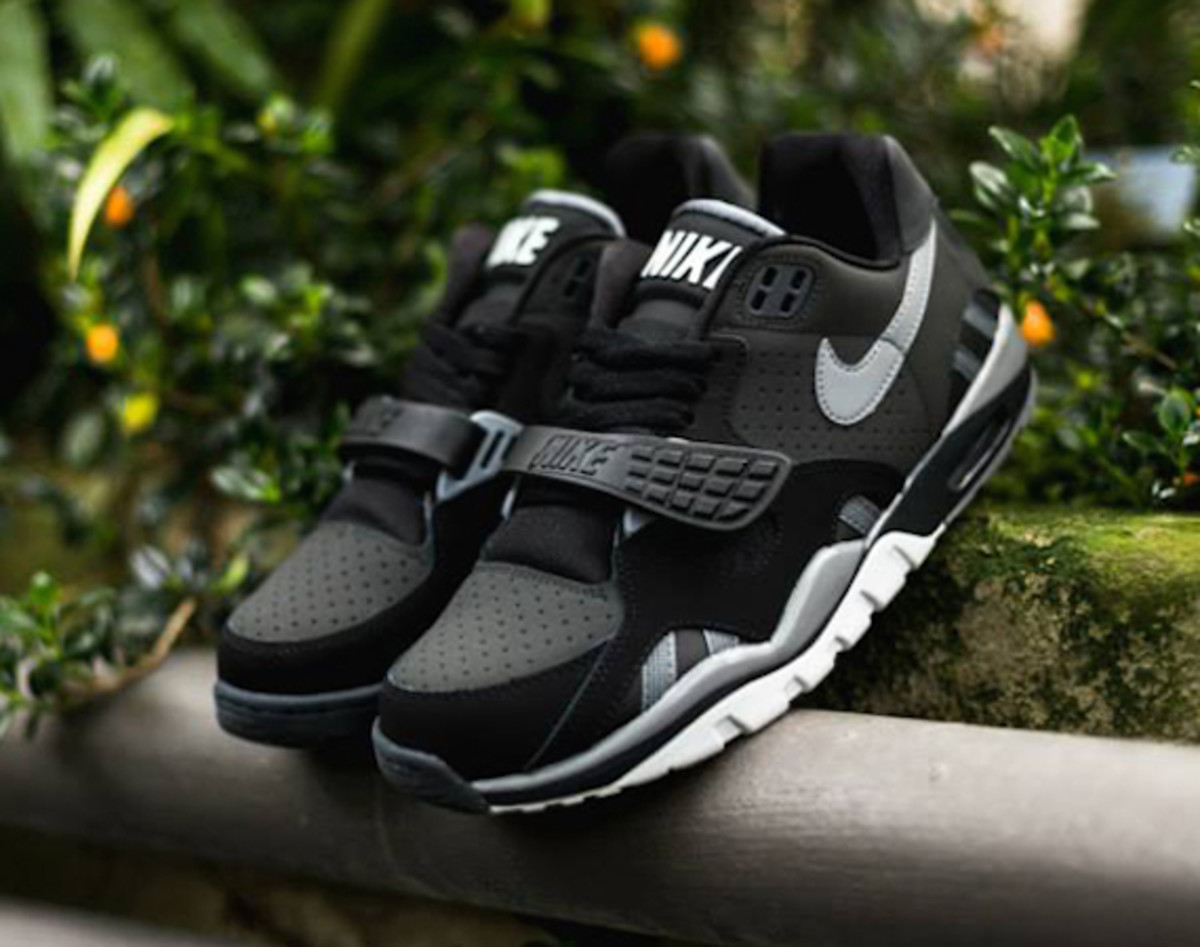 "Nike Air Trainer SC II Low - ""Raiders"""