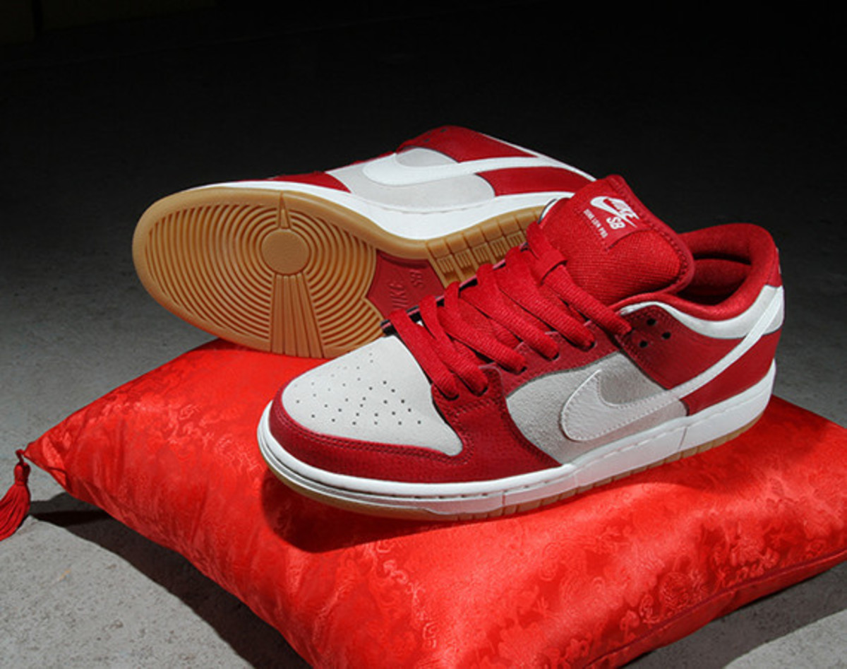 Nike Sb Dunk Low 2015 Valentine S Day Freshness Mag