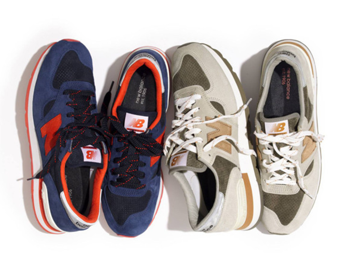 J.Crew x New Balance 990 V.1 Pack | Available Now