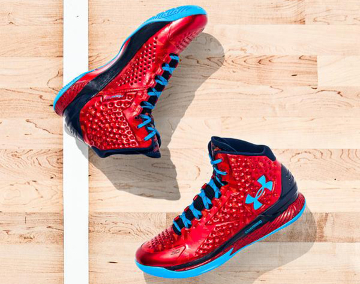 ccefe7b02334 Under Armour Curry One