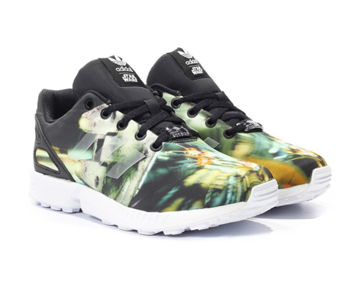 newest 723bc 60551 star-wars-adidas-originals-zx-flux-millennium-falcon-