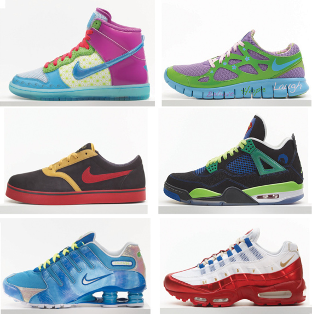 cd3fe677f32 nike doernbecher freestyle collection 2011