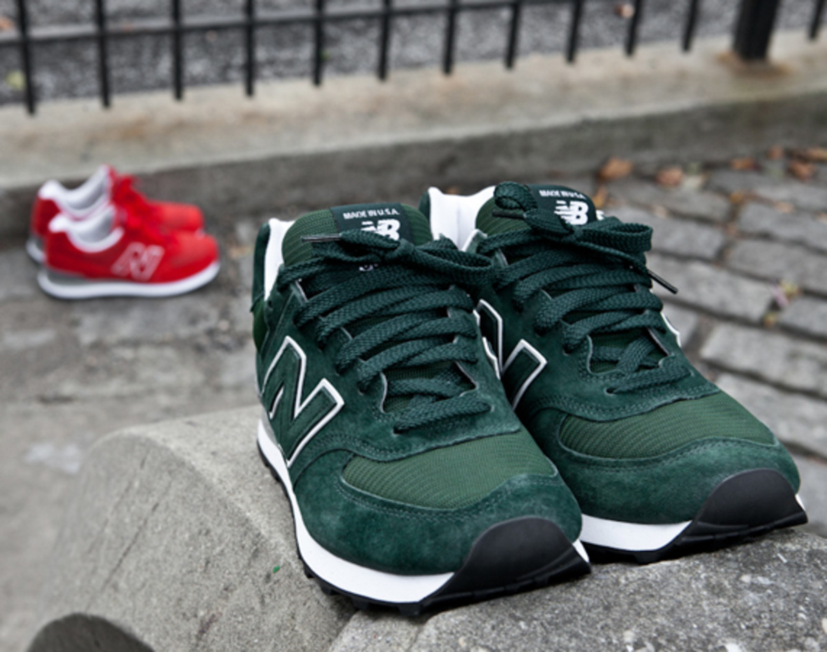 Fieg New Kith 574 Grand X In Balance Nyc Usa Ronnie Opening Made eoCQdrxBW
