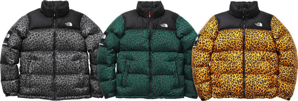 2351484cd denmark the north face nuptse jacket leopard fdc33 a46a0