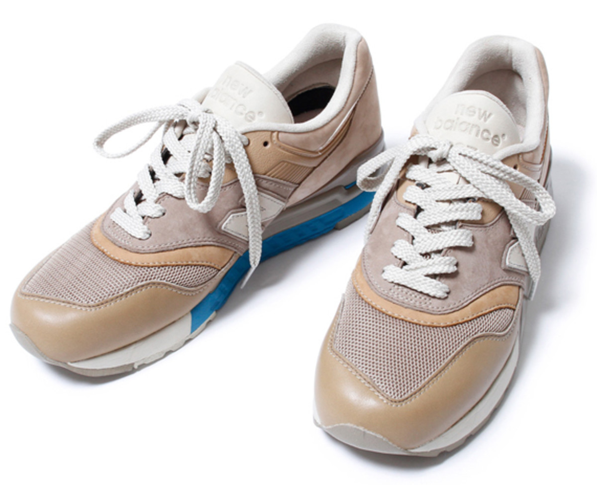best website b0bcf 8e324 nonnative has included New Balance footwear in a number of past seasons   releases, including the H710 hiker in FW2009, and last fall s CM1500, ...