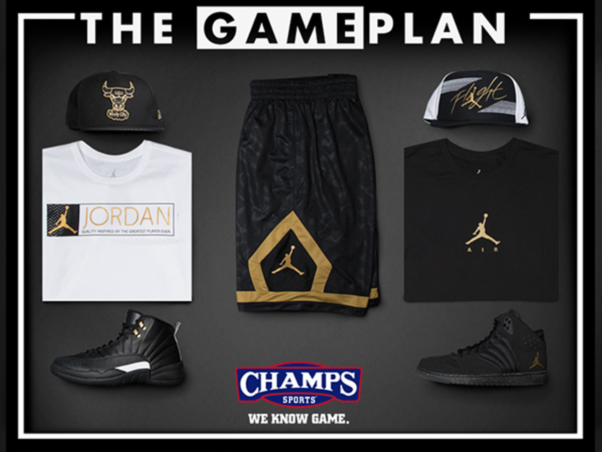 271ef474b83e champs-sports-presents-air-jordan-12-the-master-. The latest Game Plan ...