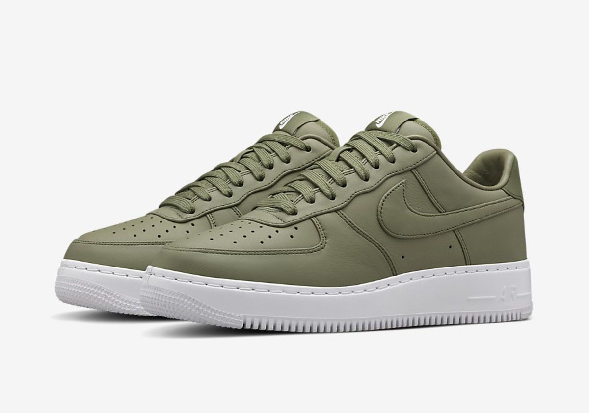 NikeLab Set to Launch New Tonal Colorways of the Nike Air Force 1 ... 24012dd63