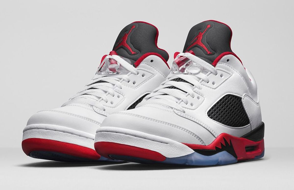 e831e478be0 An Official Look at the Air Jordan 5 Retro Low