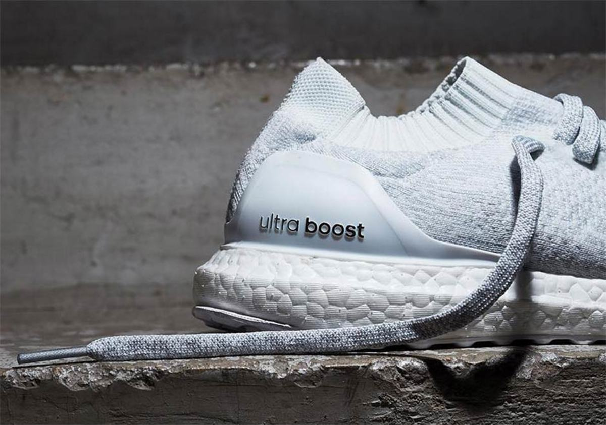adidas is set to launch a triple white ultra boost uncaged. Black Bedroom Furniture Sets. Home Design Ideas