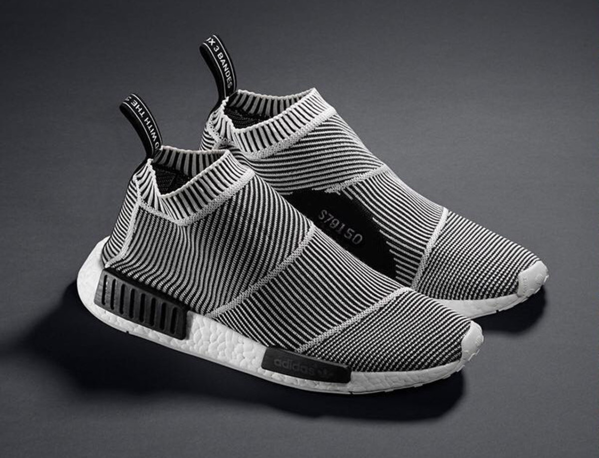 adidas Originals Introduces the NMD City Sock | for your
