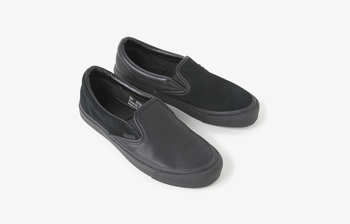 4aded57446 Engineered Garments x Vans Deliver a