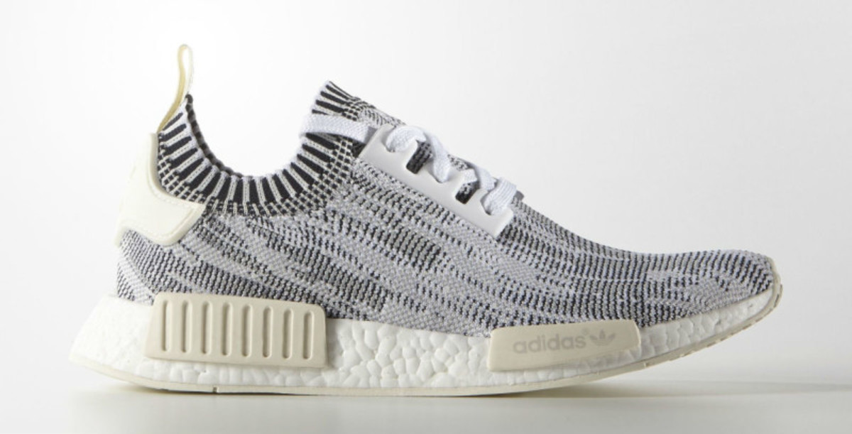 58a93bc313a9 The adidas NMD Runner Is Set to Launch in a White Black Colorway ...