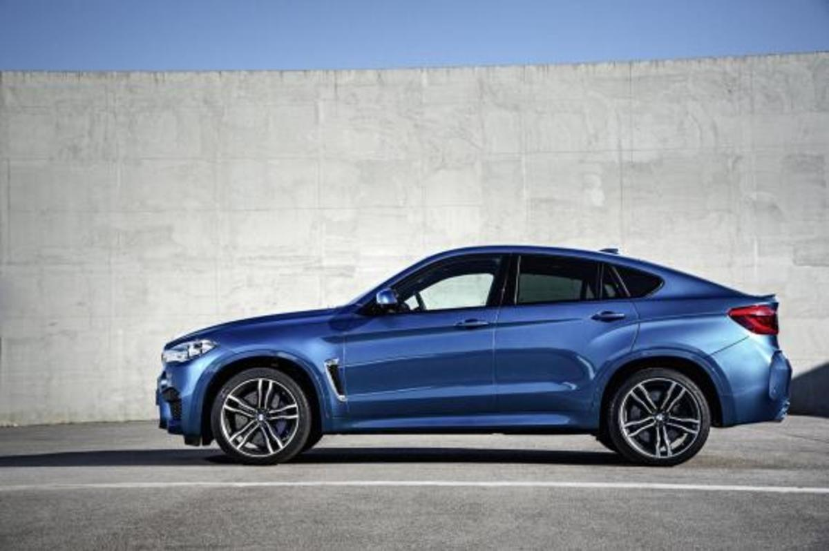 BMW Unveils 2016 X5 M and X6 M - 8