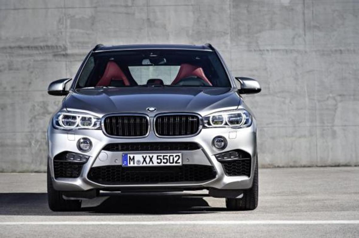 BMW Unveils 2016 X5 M and X6 M - 17