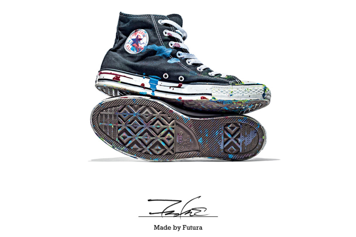 Futura Speaks on the Converse Made by You Campaign - 2