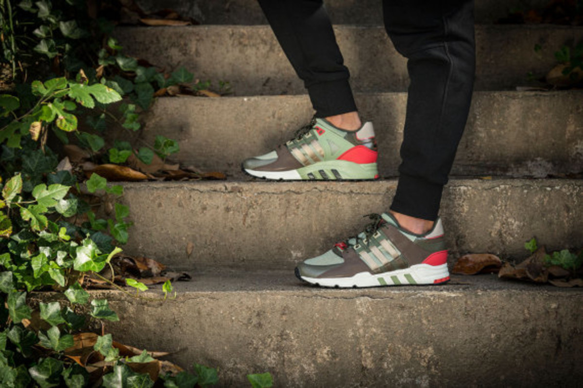 "adidas Originals EQT Running Support 93 – ""Black Gucci"" - 6"