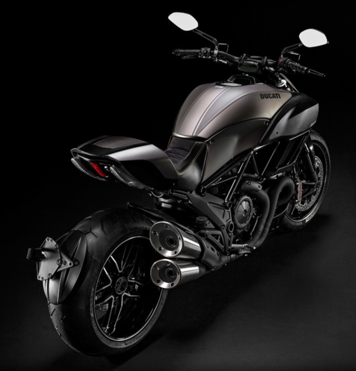 Ducati Diavel Titanium - Limited Edition Motorcycle - 3