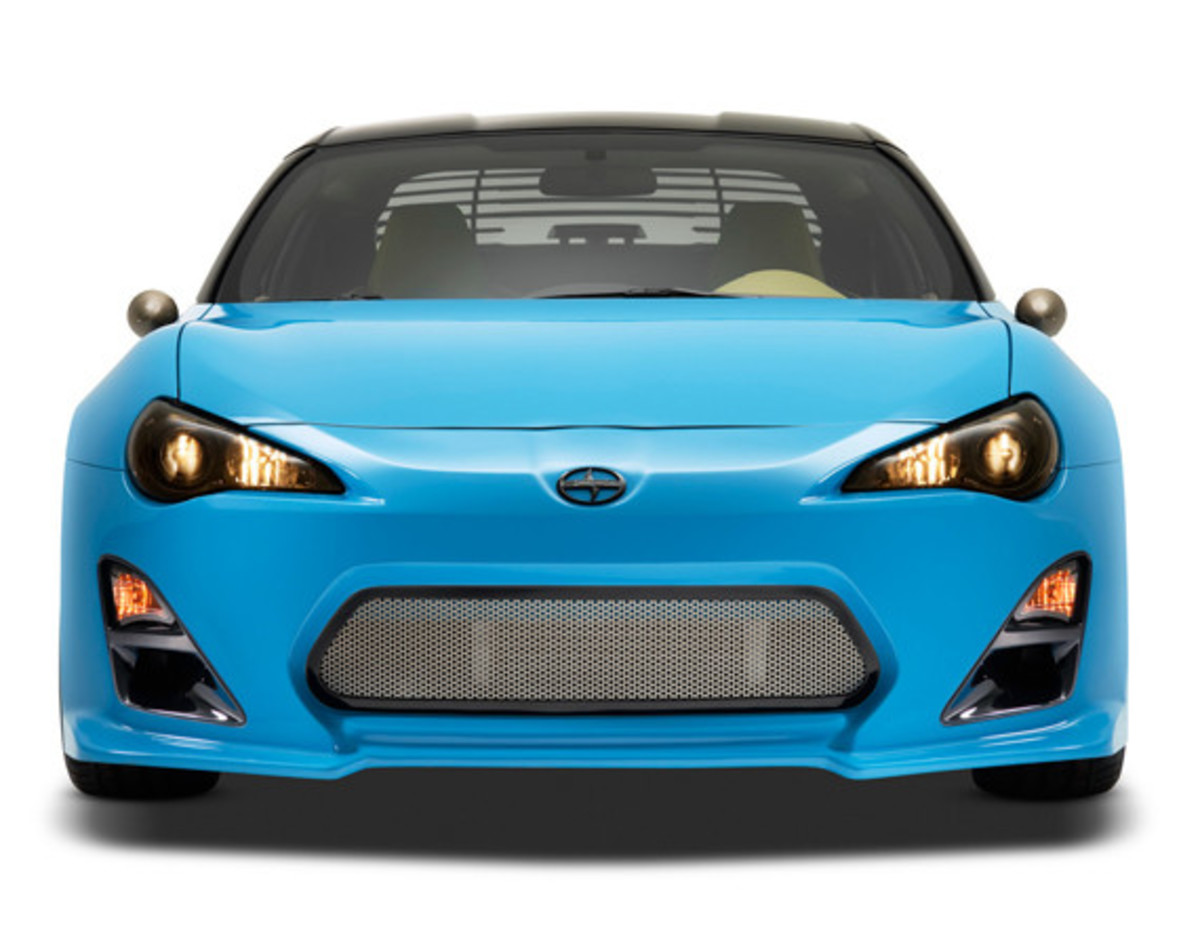 Scion FR S Targa for SEMA 2014