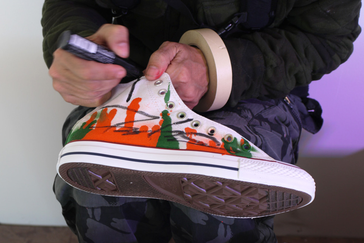 Futura Speaks on the Converse Made by You Campaign - 3