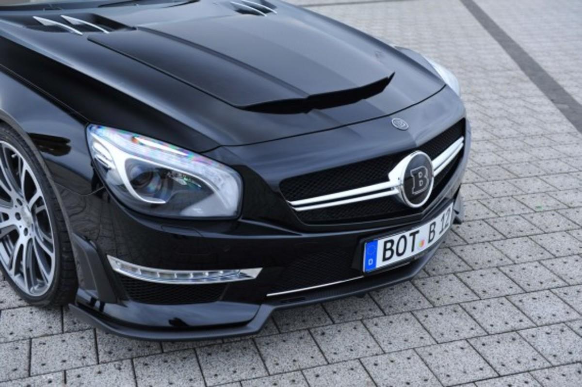2013 Mercedes-Benz SL65 AMG – 800 Roadster Edition | By BRABUS - 10
