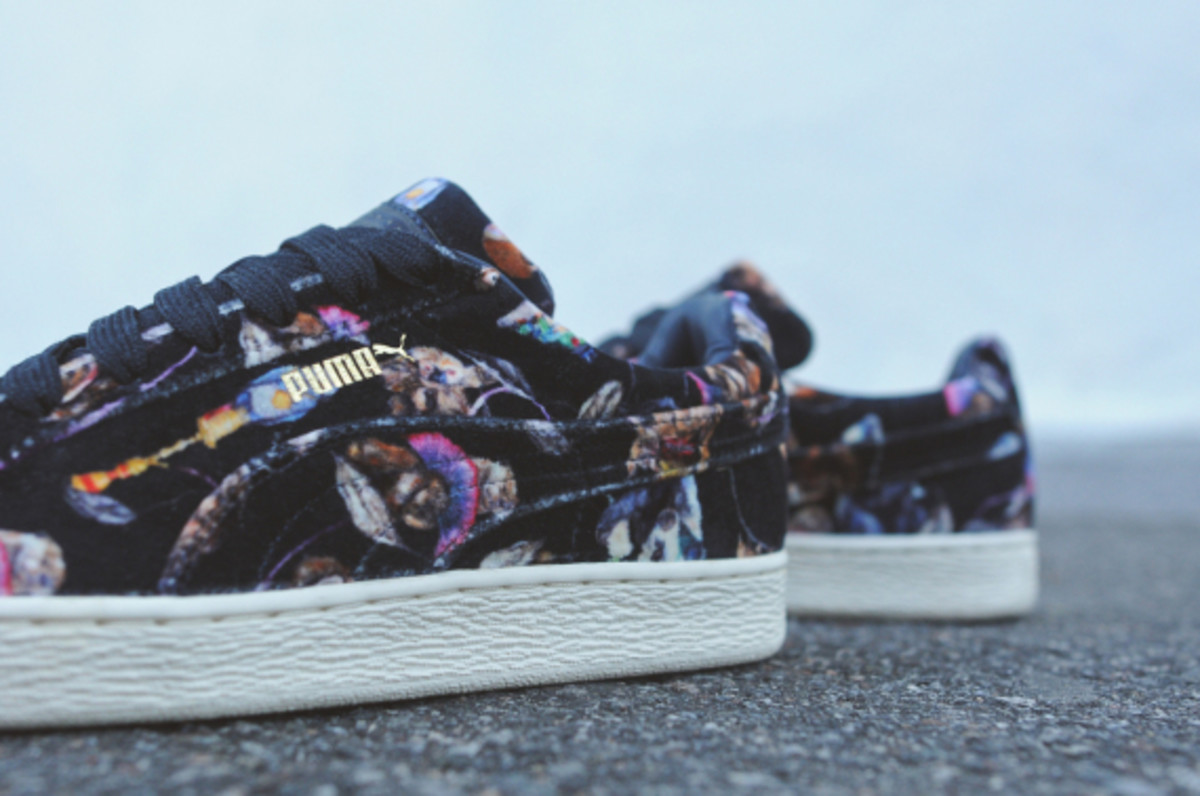 House of Hackney x PUMA Basket Classic & R698 - 5