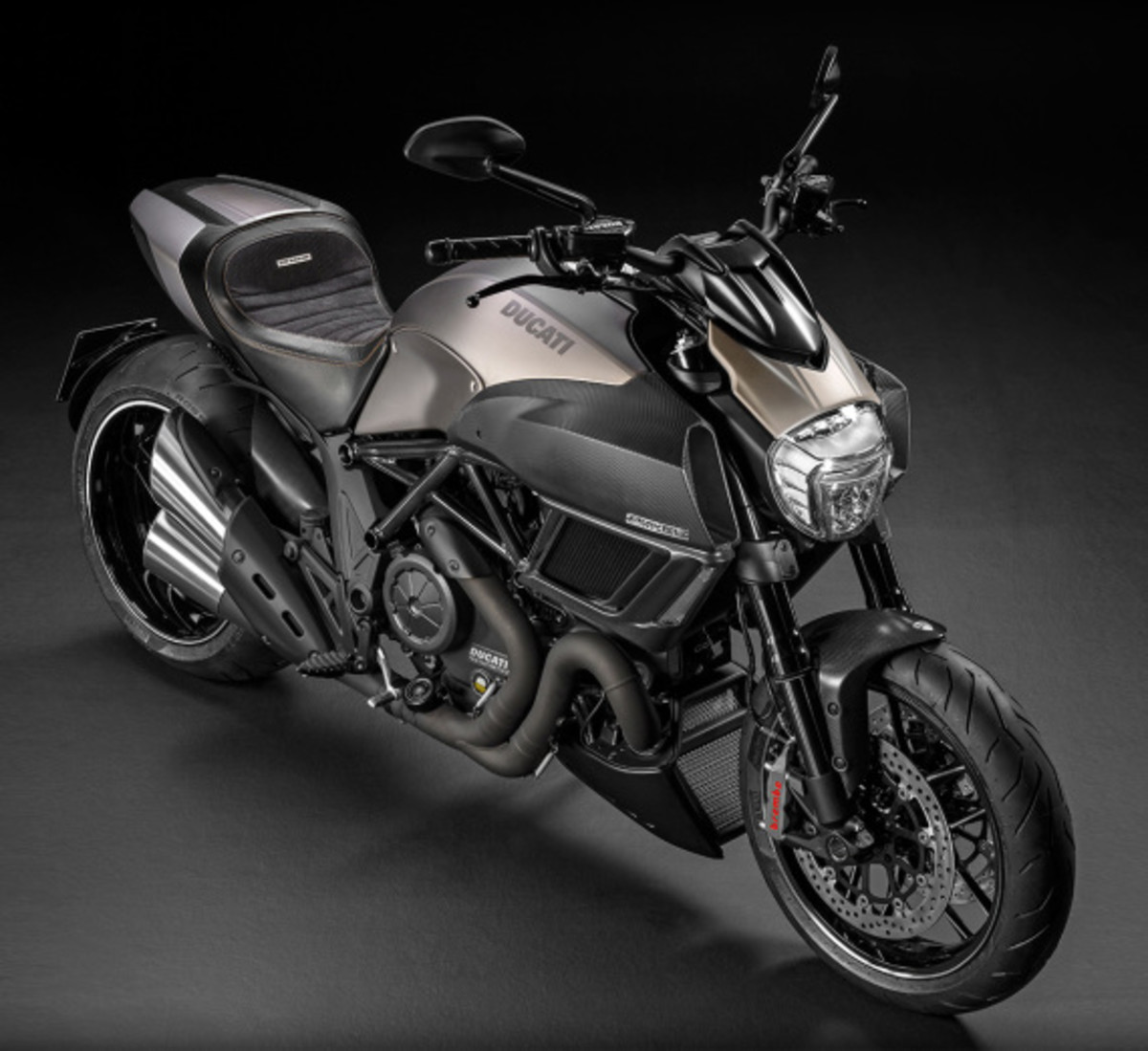 Ducati Diavel Titanium - Limited Edition Motorcycle - 1