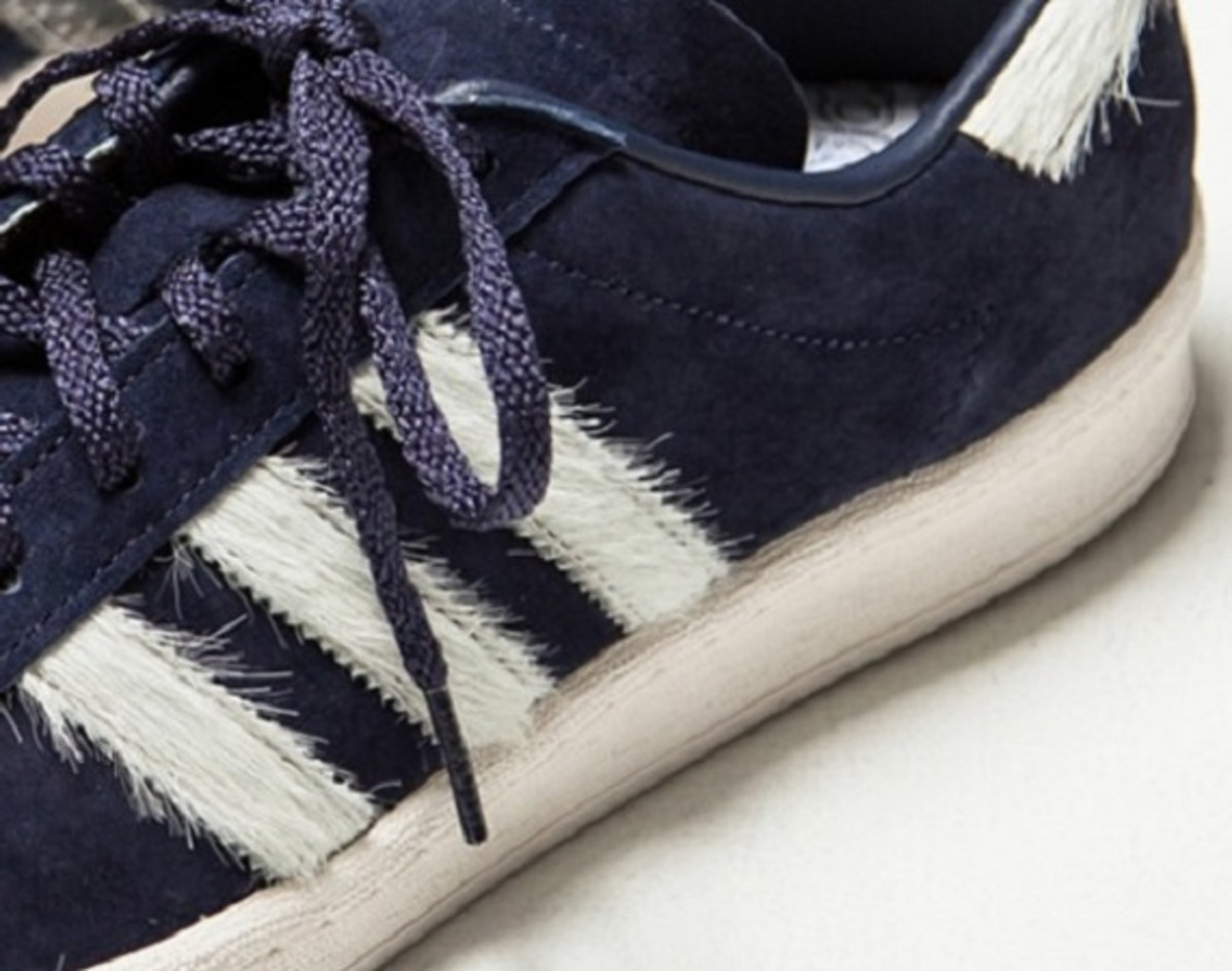 huge selection of c2026 3ba3e ZOZOTOWN x adidas Originals Campus  80s – Detailed Look