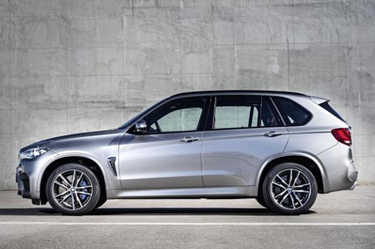 BMW Unveils 2016 X5 M and X6 M - 16