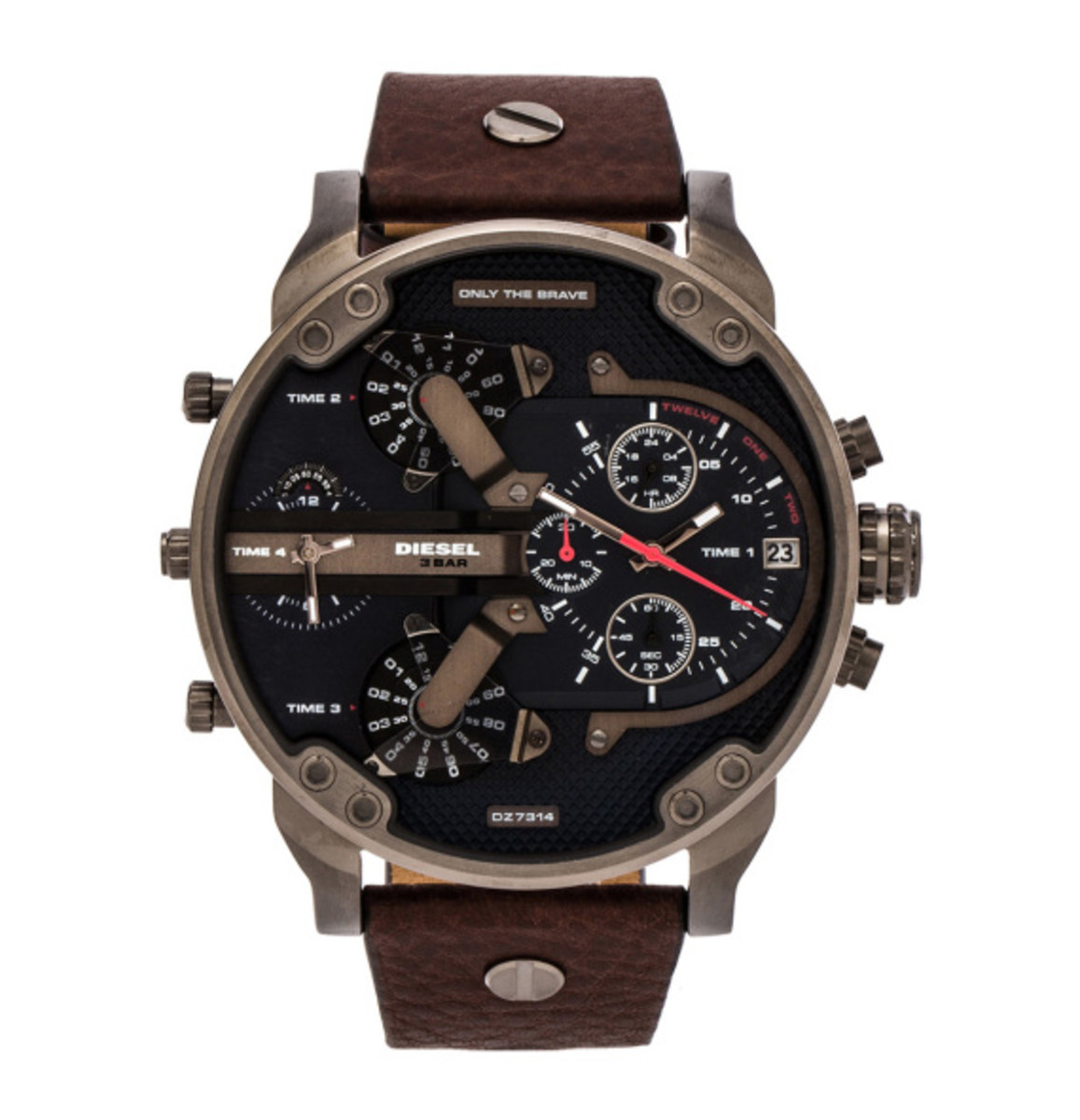 Diesel Mr Daddy 2.0 Chronograph Watch   Gunmetal