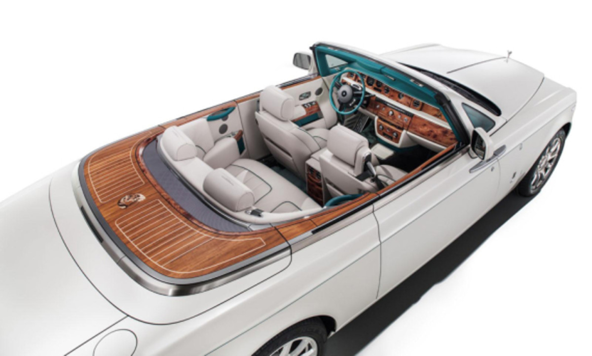 Rolls Royce Maharaja Phantom Drophead Coupe | Unveiled