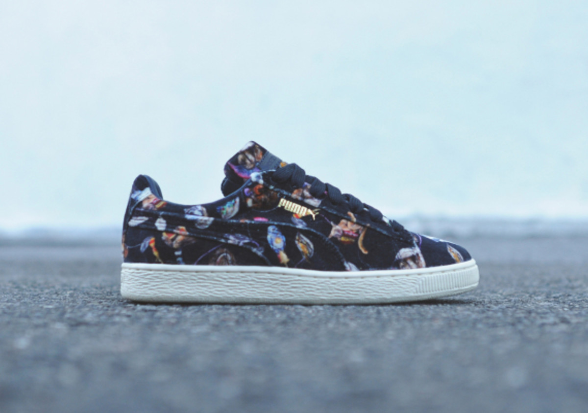 House of Hackney x PUMA Basket Classic & R698 - 4