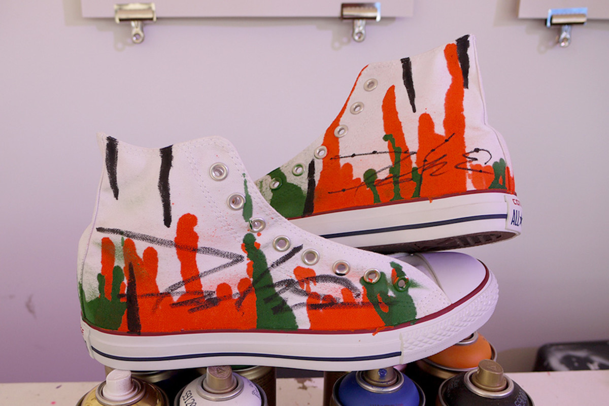 Futura Speaks on the Converse Made by You Campaign - 5