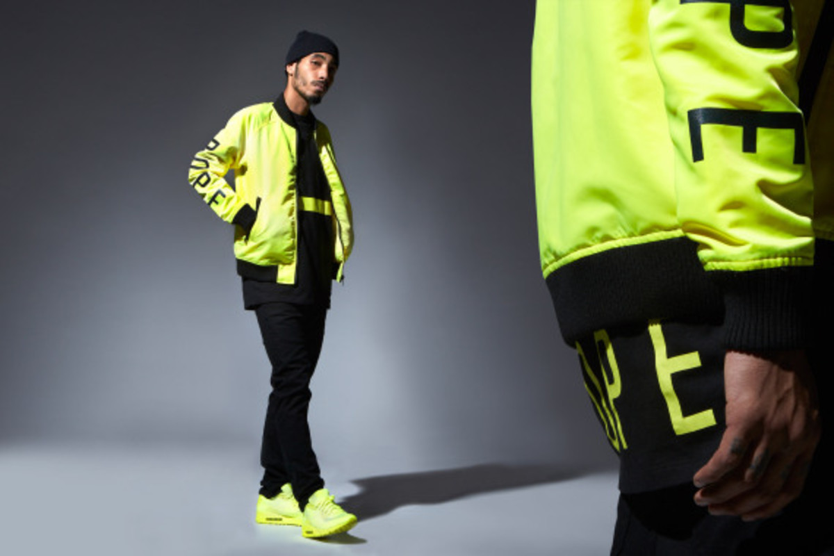 DOPE   Holiday 2014 Collection Lookbook
