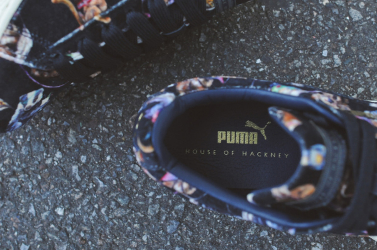 House of Hackney x PUMA Basket Classic & R698 - 6