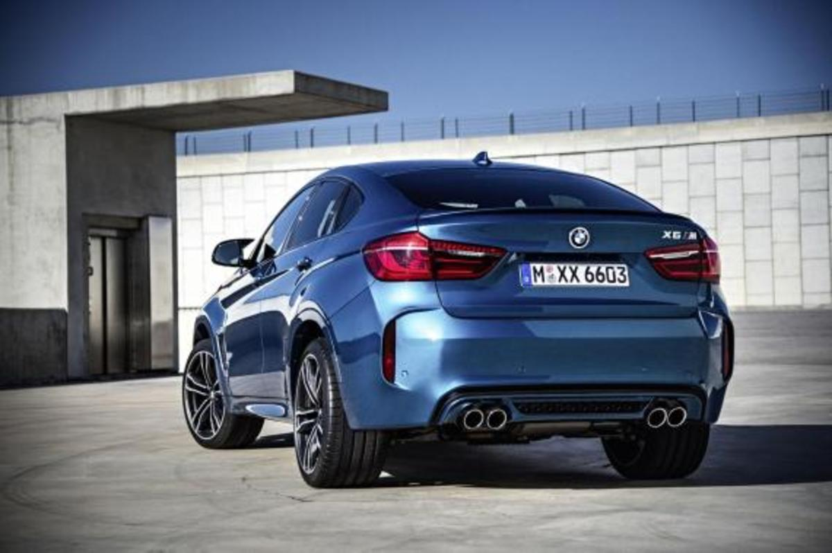 BMW Unveils 2016 X5 M and X6 M - 12