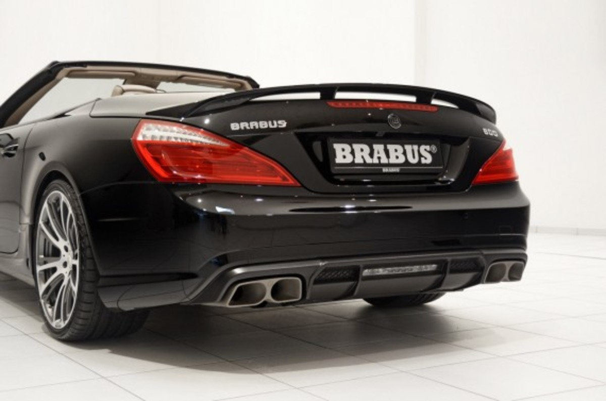 2013 Mercedes-Benz SL65 AMG – 800 Roadster Edition | By BRABUS - 12