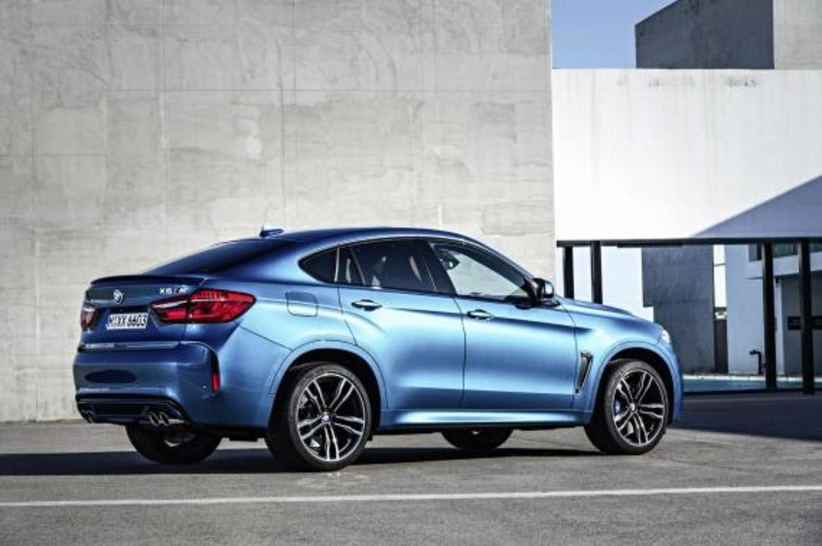 BMW Unveils 2016 X5 M and X6 M - 10