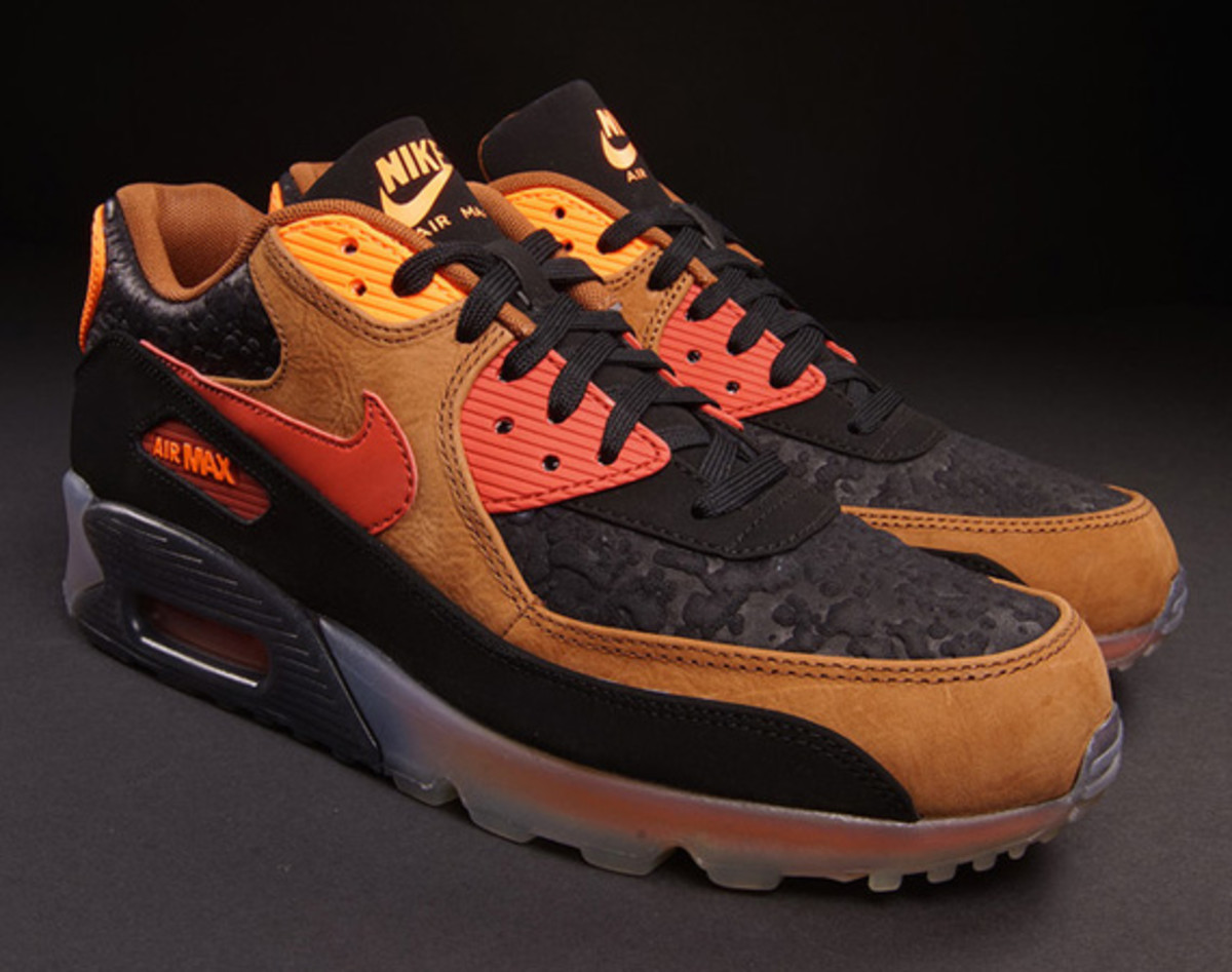 "official photos 718b6 f1165 Nike Air Max 90 ICE QS – ""Halloween""   Available Now ..."