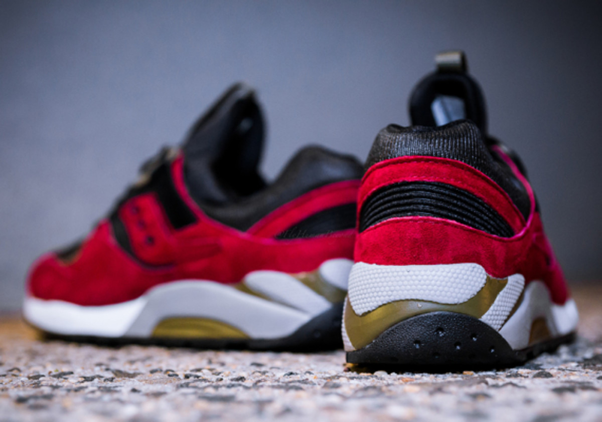 "Saucony Grid 9000 ""Autumn Spice"" Collection – Now Available - 4"