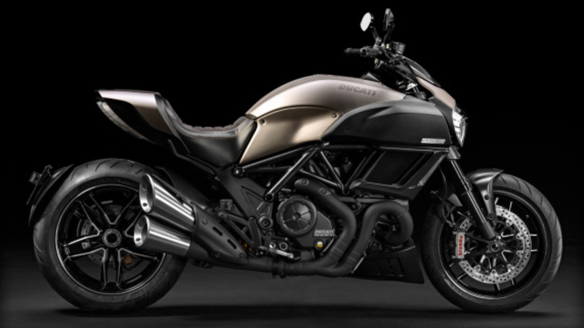 Ducati Diavel Titanium - Limited Edition Motorcycle - 2