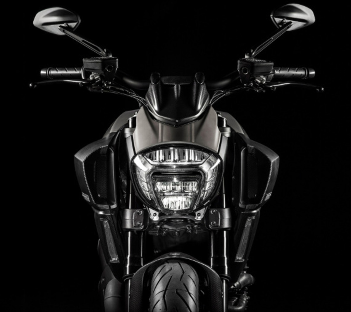 Ducati Diavel Titanium - Limited Edition Motorcycle - 9