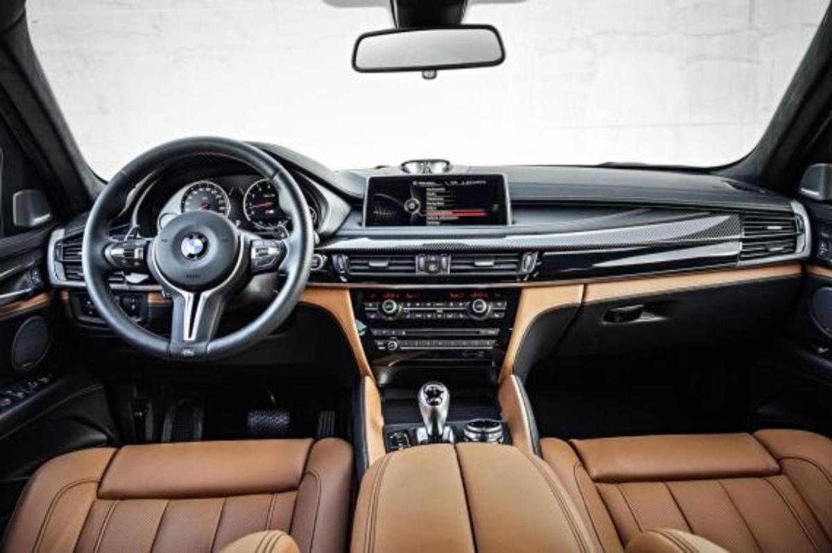 BMW Unveils 2016 X5 M and X6 M - 13