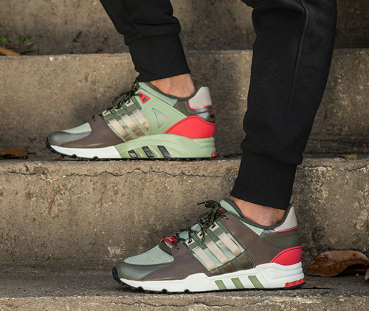 "adidas Originals EQT Running Support 93 – ""Black Gucci"" - 7"
