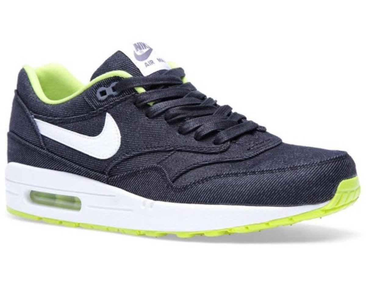b4299cd1603 Nike Air Max 1 PRM – Denim Pack - Freshness Mag