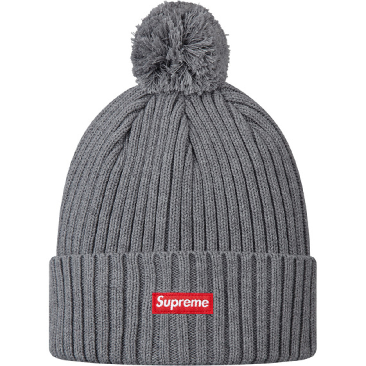 Supreme Ribbed Beanie | Available Now - 2